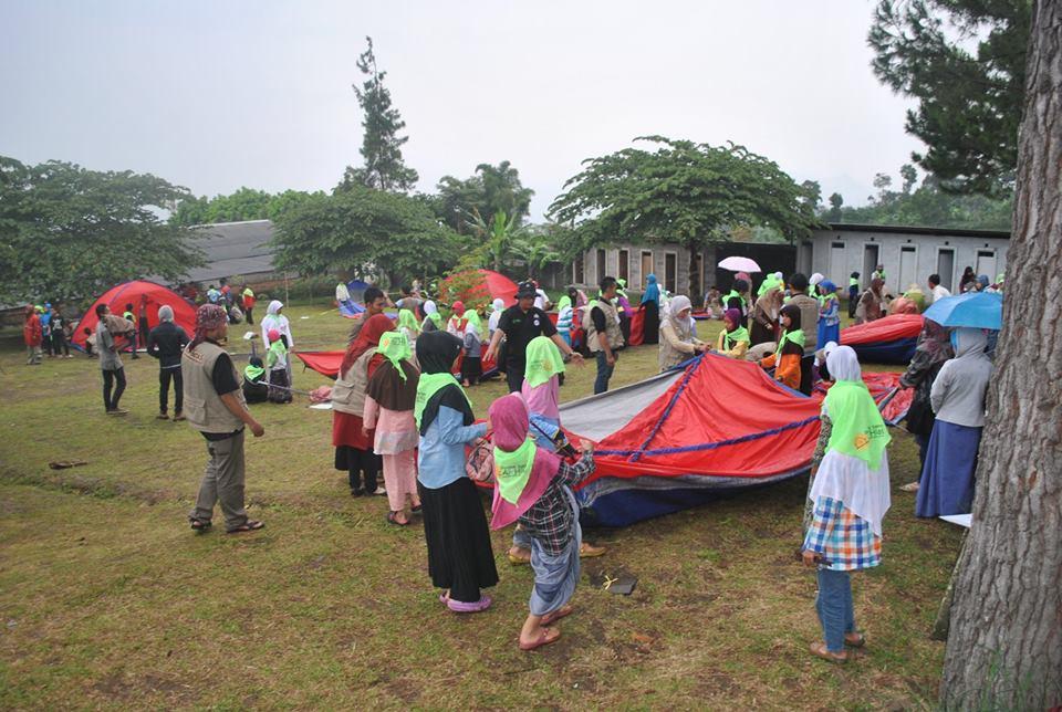 Jambore Ramadhan Anak Yatim Pesantren Al-Hilal Desa Rancapanggung Kecamatan Cililin 2