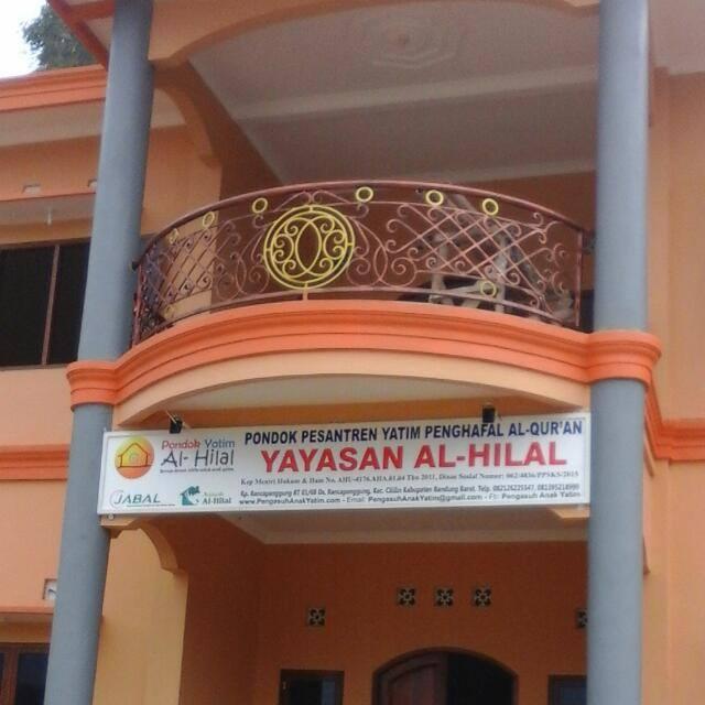 Peresmian Pondok Pesantren Yatim Penghafal Al-qur'an al -Hilal 2
