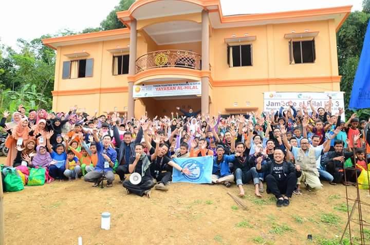 Jambore Ramadhan Anak Yatim Pesantren Al-Hilal Desa Rancapanggung Kecamatan Cililin 4