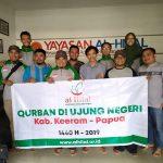 TIM al-Hilal Berangkat ke Papua Untuk Mendistribusikan Qurban 3
