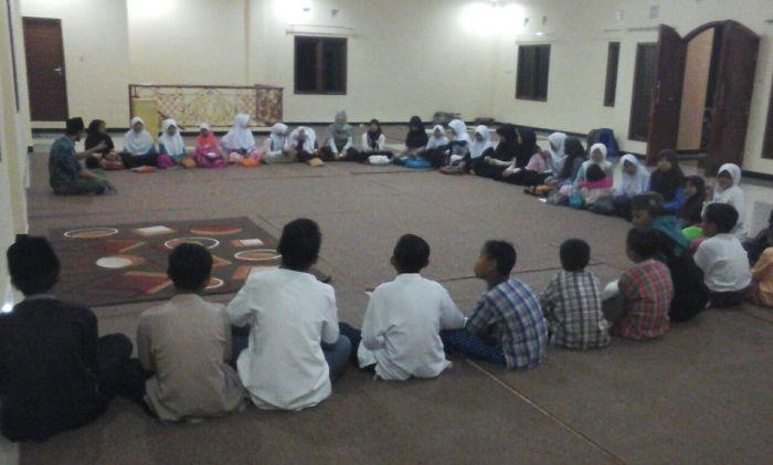 Peresmian Pondok Pesantren Yatim Penghafal Al-qur'an al -Hilal 3