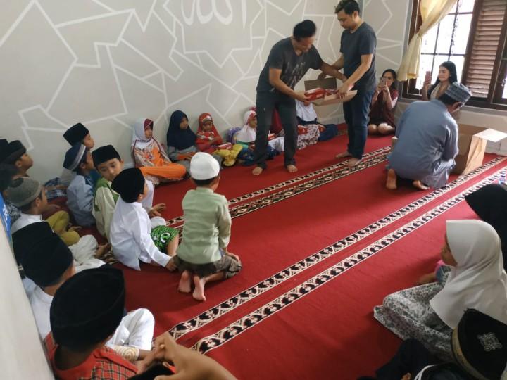 Kunjungan Donatur Ke Pesantren al-Hilal 4
