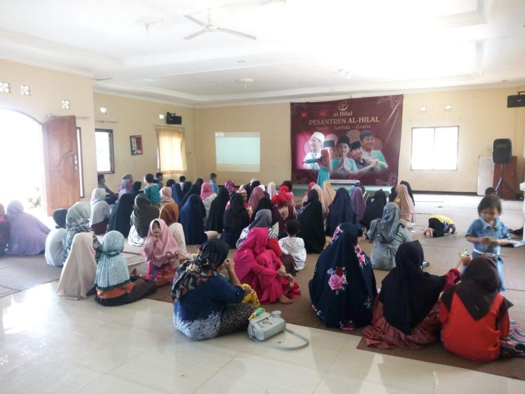Pengajian dan Rapat Wali Santri Al Hilal Cililin 1
