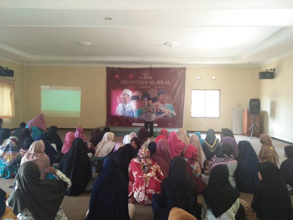 Pengajian dan Rapat Wali Santri Al Hilal Cililin 2