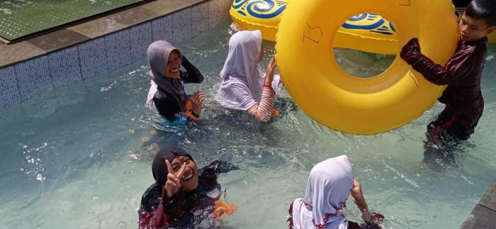 Meriahnya Acara Jambore Anak Yatim & Santri Tahfidz Se-Bandung Raya 10