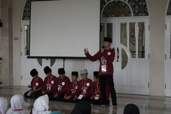 Meriahnya Acara Jambore Anak Yatim & Santri Tahfidz Se-Bandung Raya 5