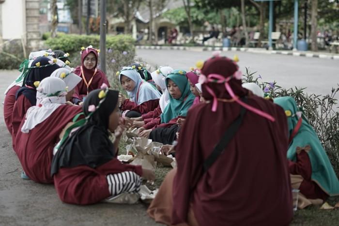 Meriahnya Acara Jambore Anak Yatim & Santri Tahfidz Se-Bandung Raya 4
