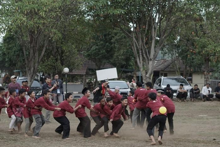 Meriahnya Acara Jambore Anak Yatim & Santri Tahfidz Se-Bandung Raya 8