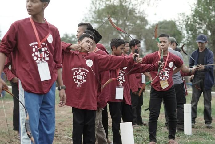Meriahnya Acara Jambore Anak Yatim & Santri Tahfidz Se-Bandung Raya 9
