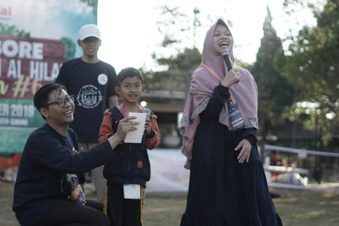 Meriahnya Acara Jambore Anak Yatim & Santri Tahfidz Se-Bandung Raya 7
