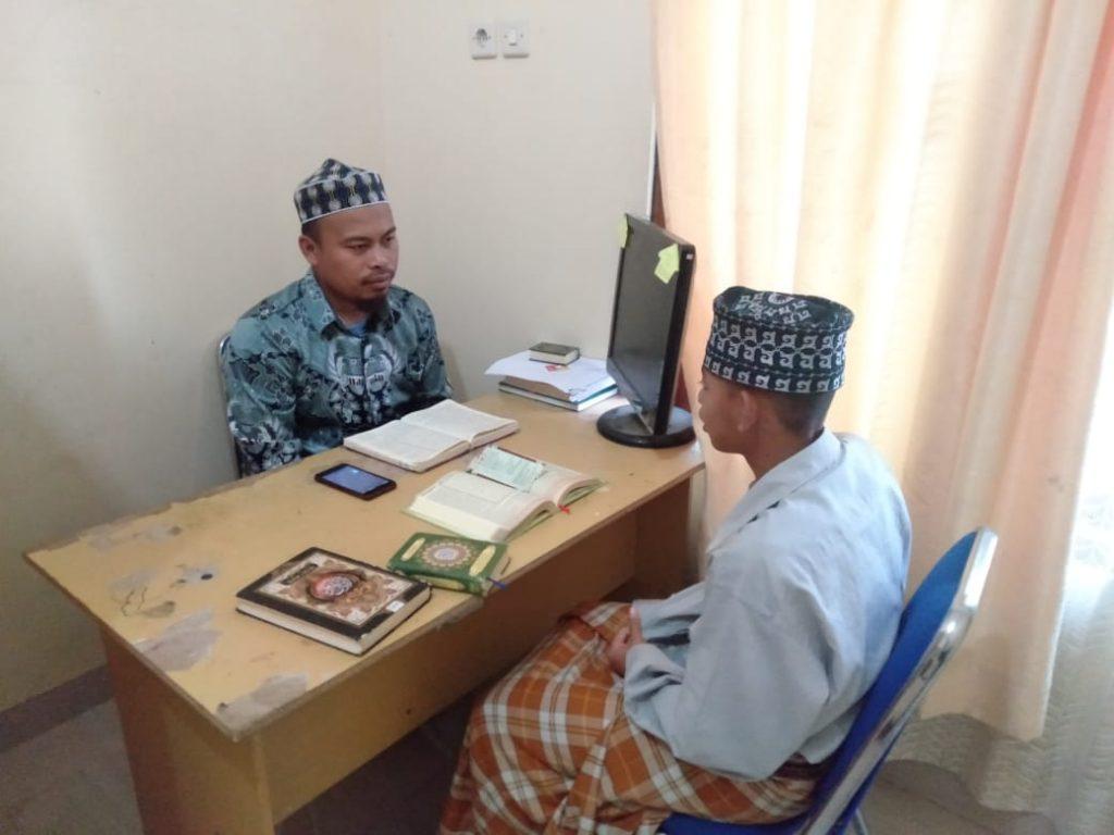 Ujian Tilawah dan Tajwid Pesantren Al Hilal 1 Cililin 1