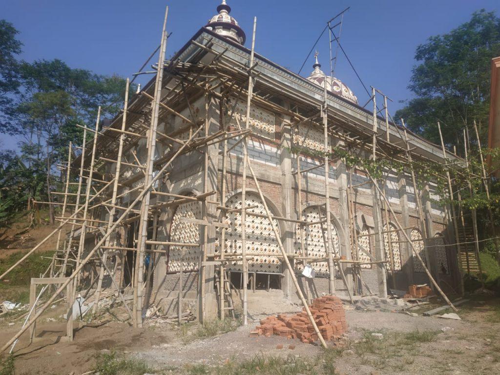 Laporan Keuangan dan Progres Pembangunan Masjid Pesantren al-Hilal 19