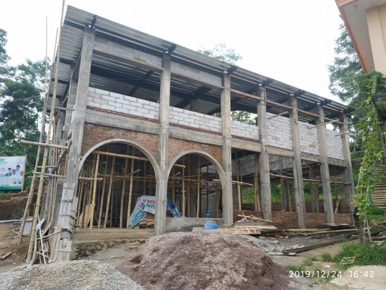 Laporan Keuangan dan Progres Pembangunan Masjid Pesantren al-Hilal 24