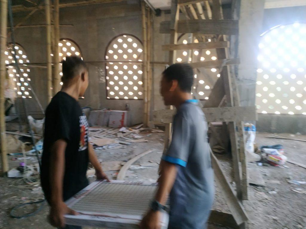 Laporan Keuangan dan Progres Pembangunan Masjid Pesantren al-Hilal 17
