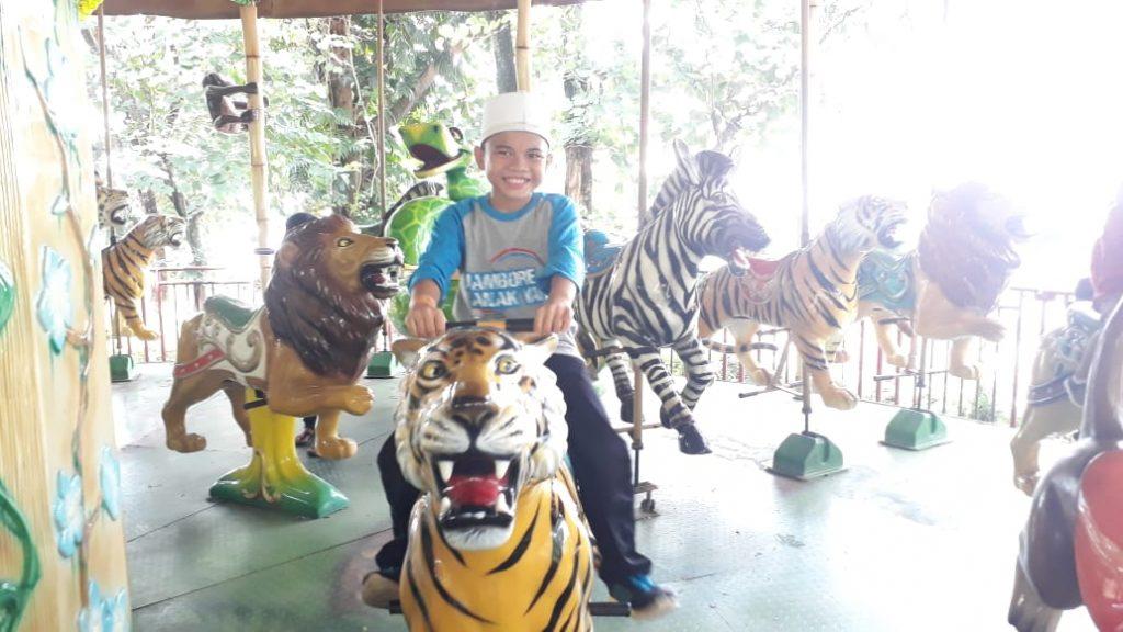 Santri al-Hilal Studi Tour ke Jungle Land Bogor 3