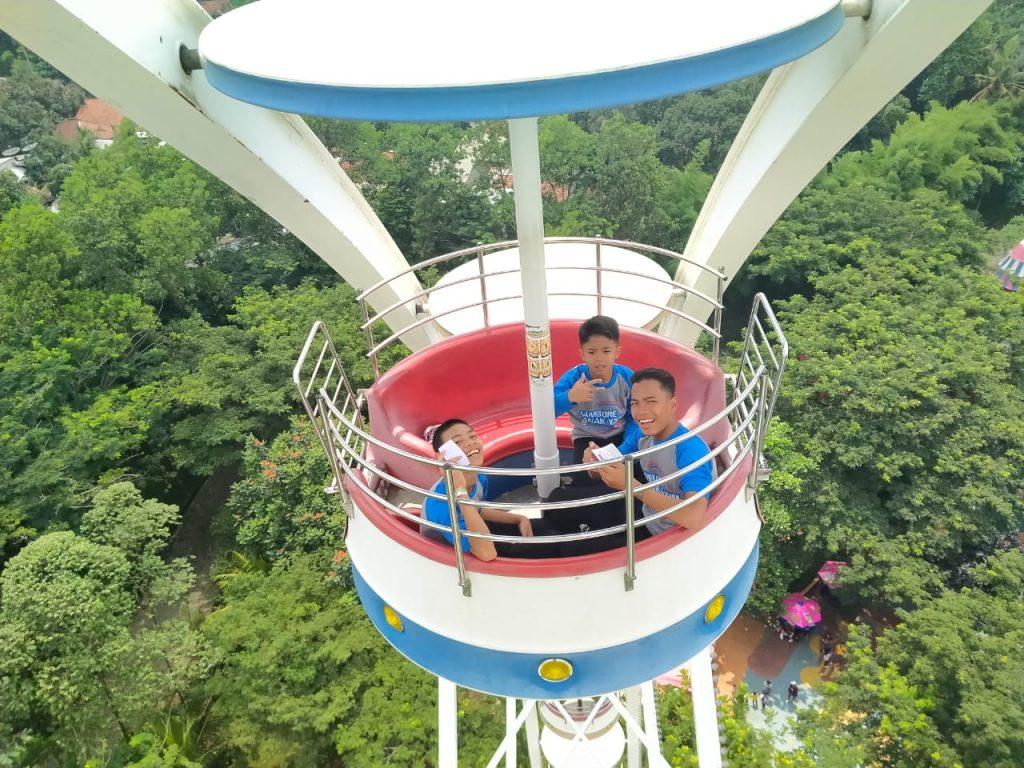 Santri al-Hilal Studi Tour ke Jungle Land Bogor 4
