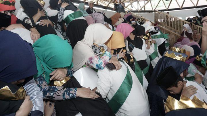 Wisuda Akbar Tahfidz al-Hilal ke-3 6