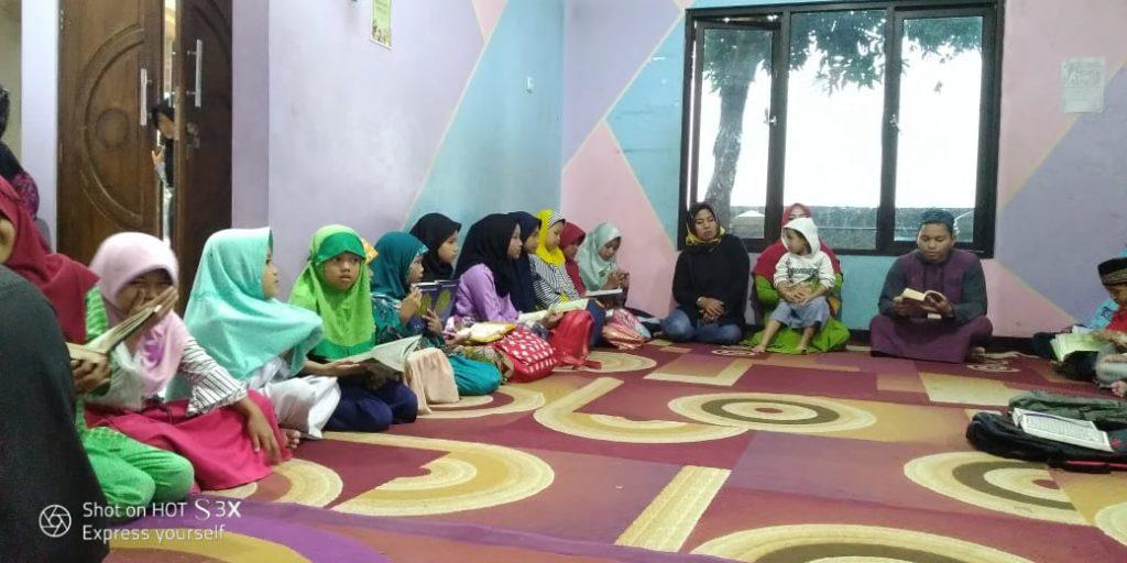 Pesantren Al-Hilal Cibiru Gelar Doa Bersama 2