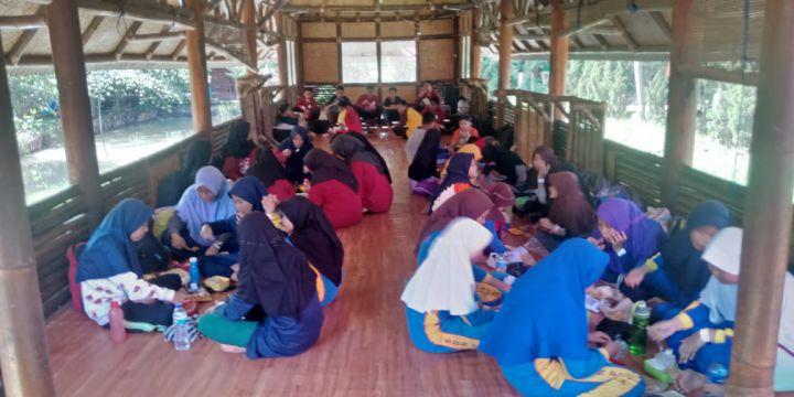 Pesantren al-Hilal Gelar Outbound untuk Santri Wisuda Tahfidz 3