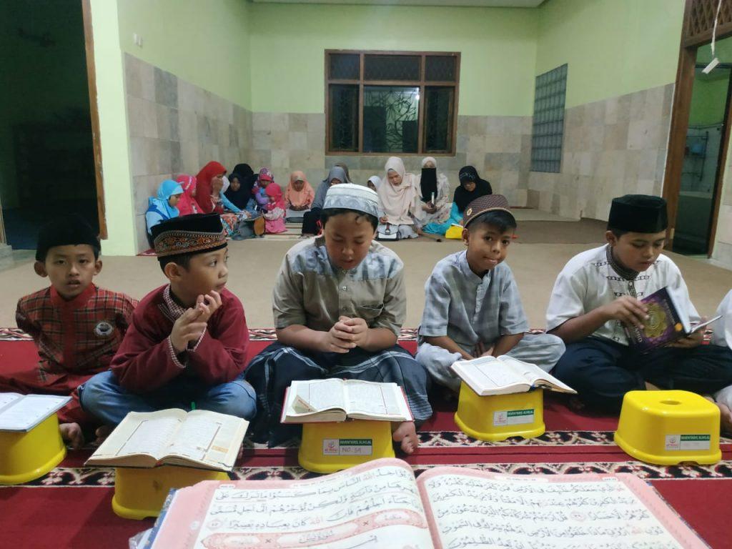 Program Yasinan Perdana Ponpes Al-Hilal 3 Setelah Pindahan 1