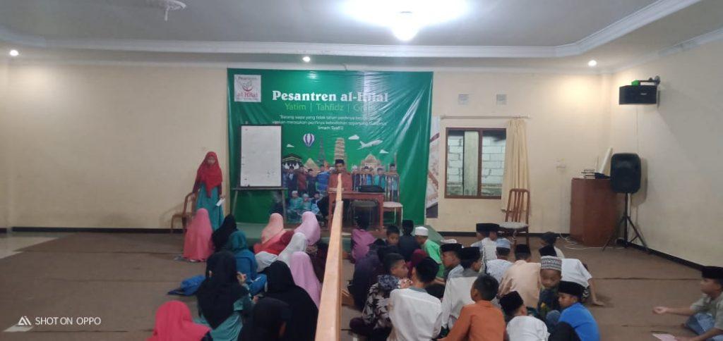 Muhadoroh Sarana Latihan Da'i Bagi Santri Yatim Al Hilal 1