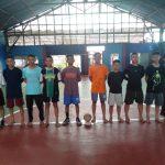 Santri Yatim Al Hilal Ikuti Latihan Futsal di Gor Cijunti 7