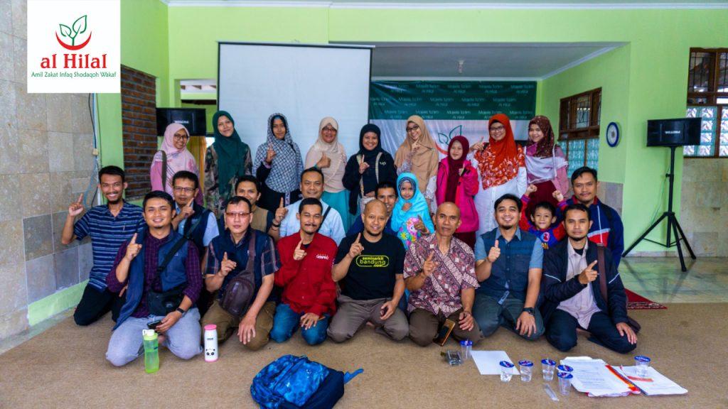 LAZ Al Hilal dan Tabik Gelar Seminar Keuangan Perusahaan 1