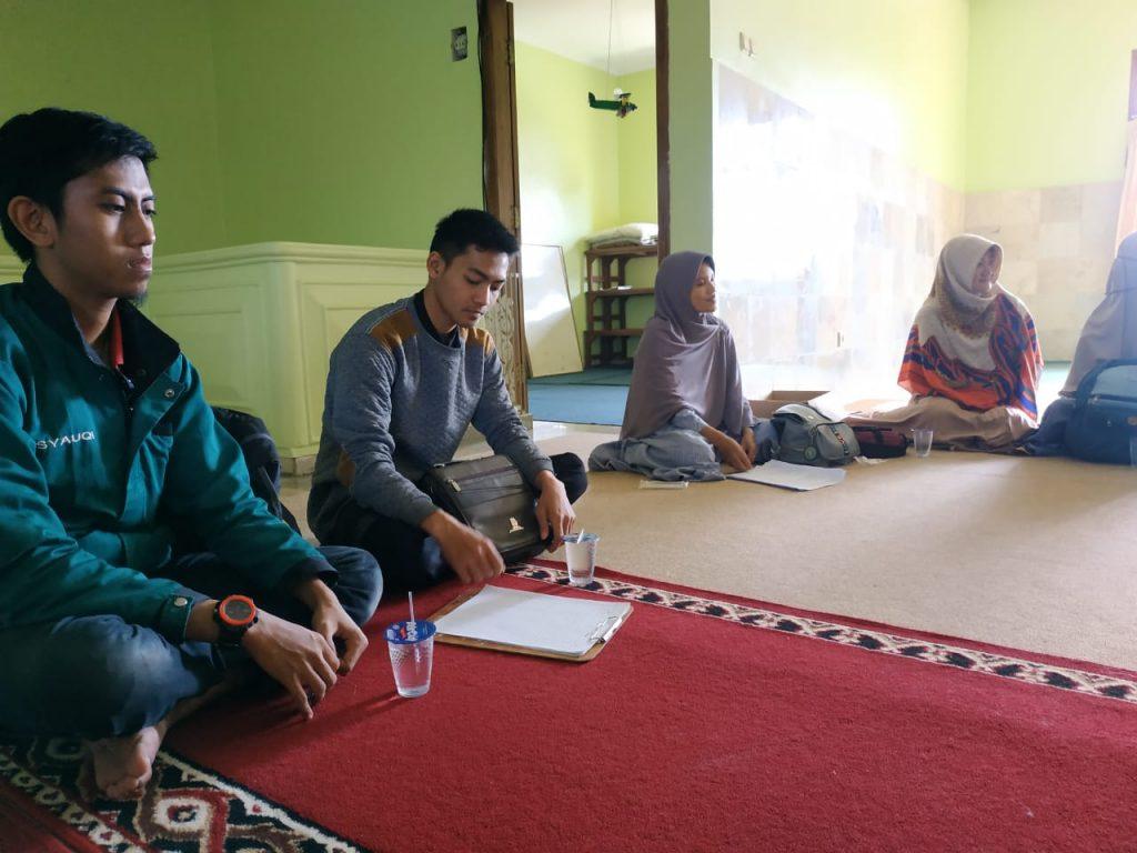 Opening Acara Tahfidz Umum pesantren alHilal 3 3