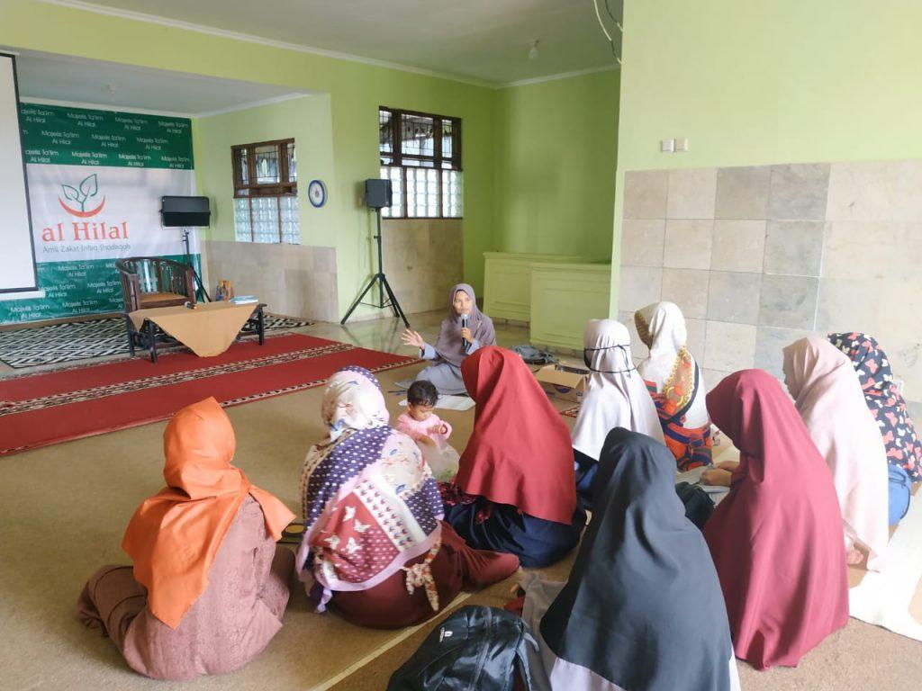 Opening Acara Tahfidz Umum pesantren alHilal 3 2