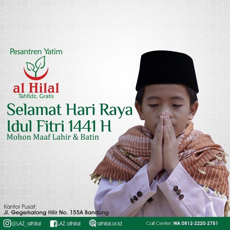 Selamat Hari Raya Idul Fitri 1441 H, Mohon Maaf Lahir & Batin 3