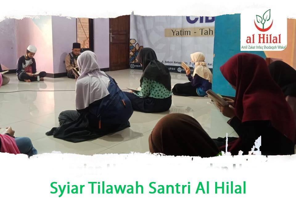 Syiar Tilawah Santri Al Hilal 4