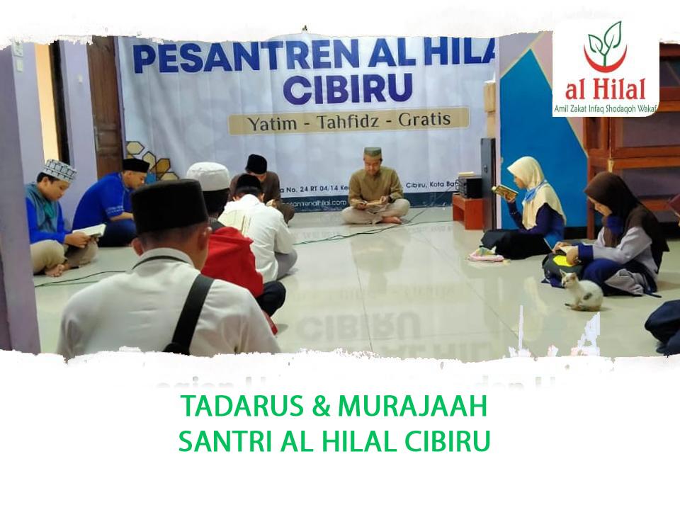Pesantren al Hilal - Yatim, Tahfidz, Gratis