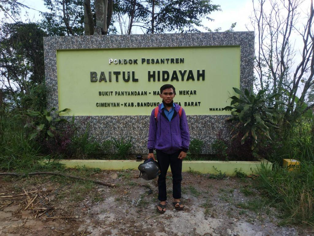 Rustam Kembali Mondok Di Pesanten Baitul Hidayah, Bandung 2