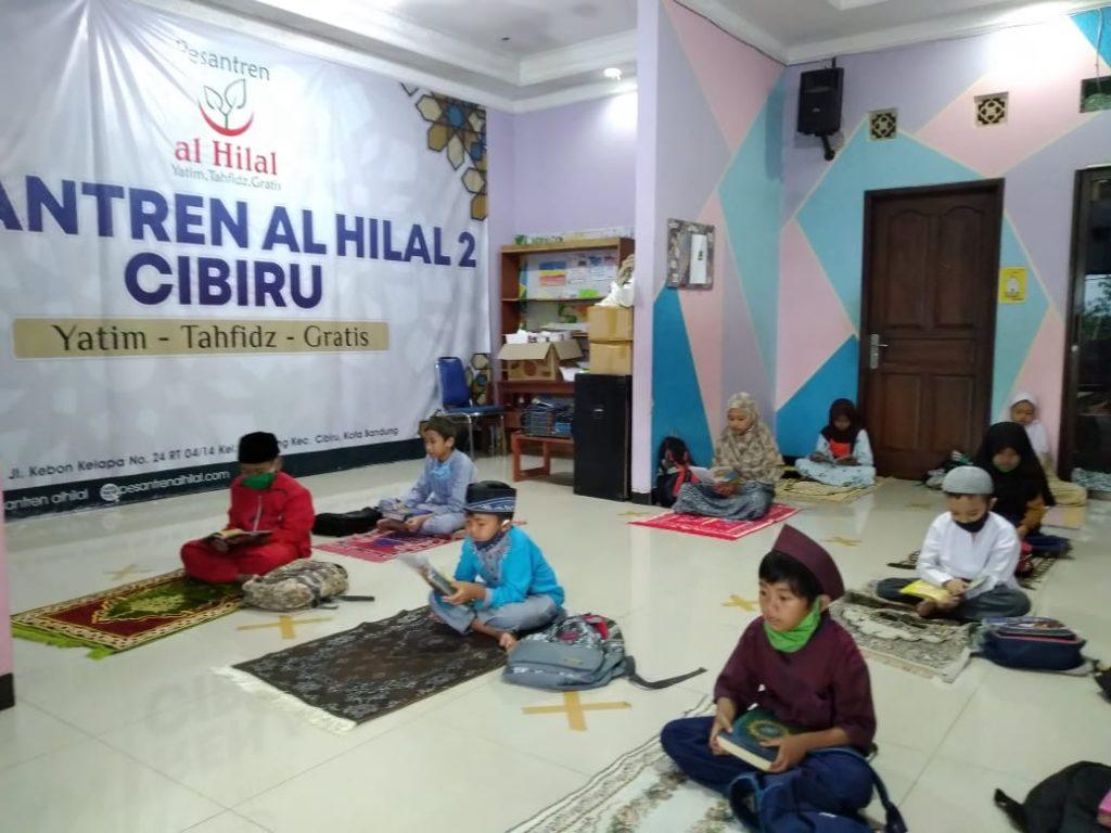 Tadarus AlQuran dan Doa Bersama 2