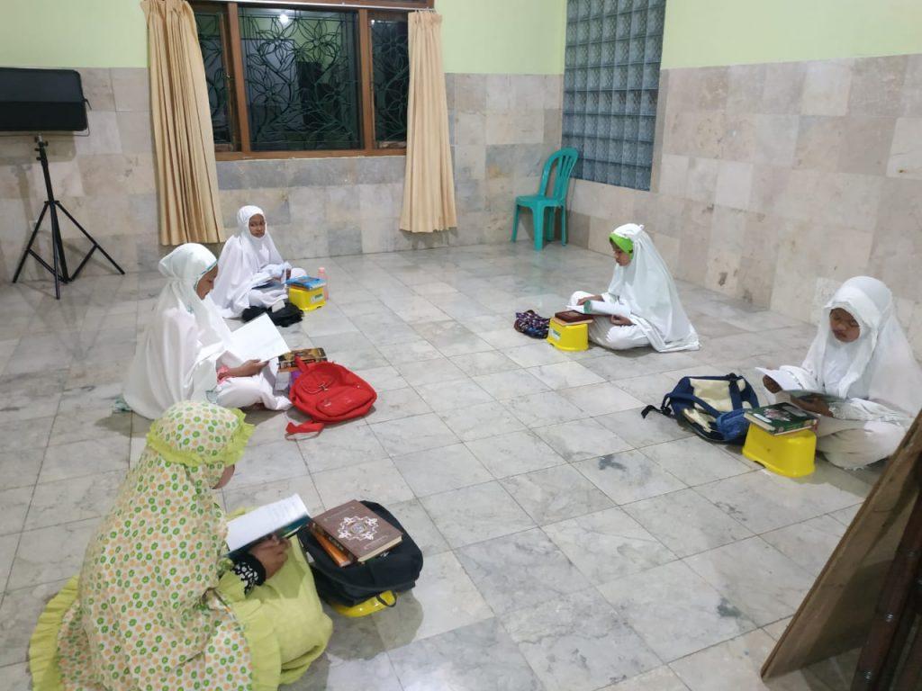 Tadarus AlQuran dan Doa Bersama 1
