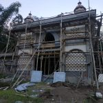 Progres Masjid Pesantren Al Hilal Cililin Sudah kini sudah 65%