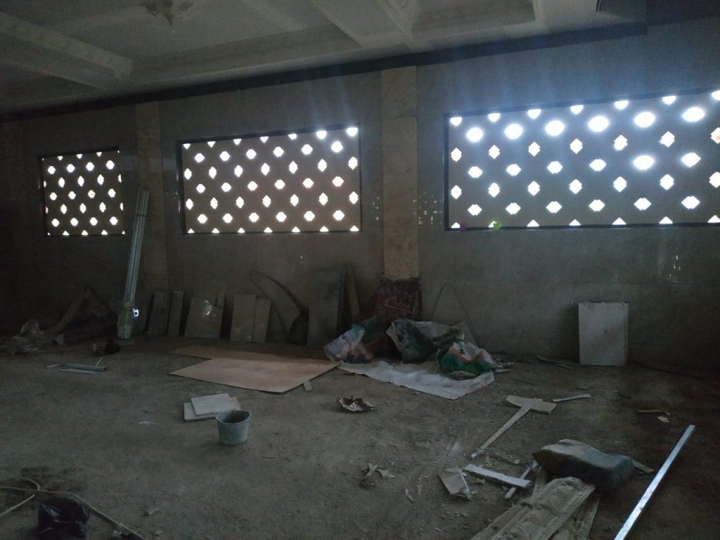 Alhamdulilah, Progres Masjid memasuki 70% 2