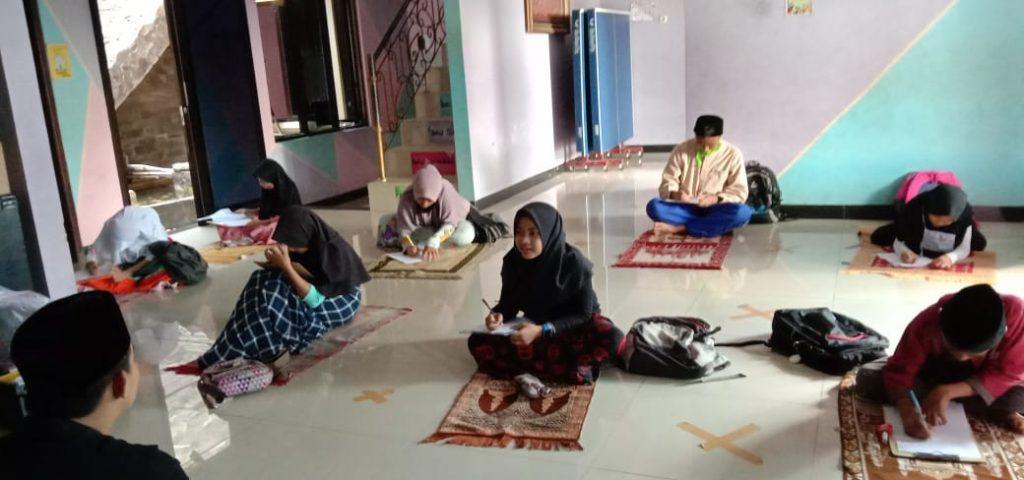 Do'a Bersama di Pesantren Al Hilal 1