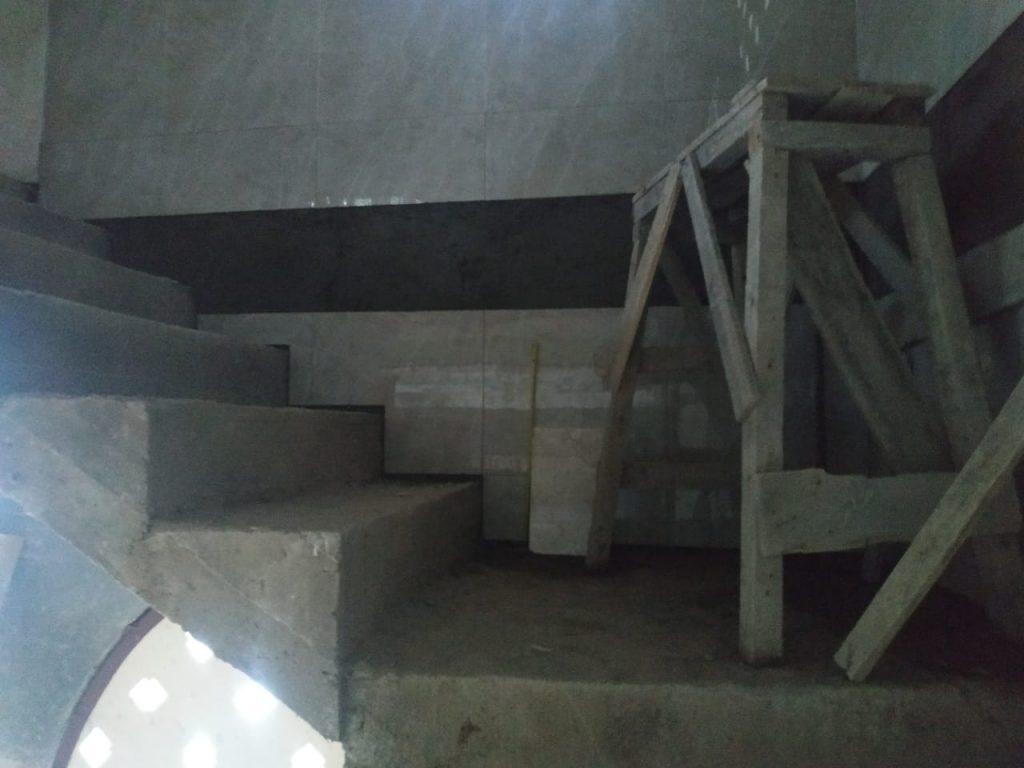 Alhamdulilah, Progres Masjid Sudah Mencapai 70% 4