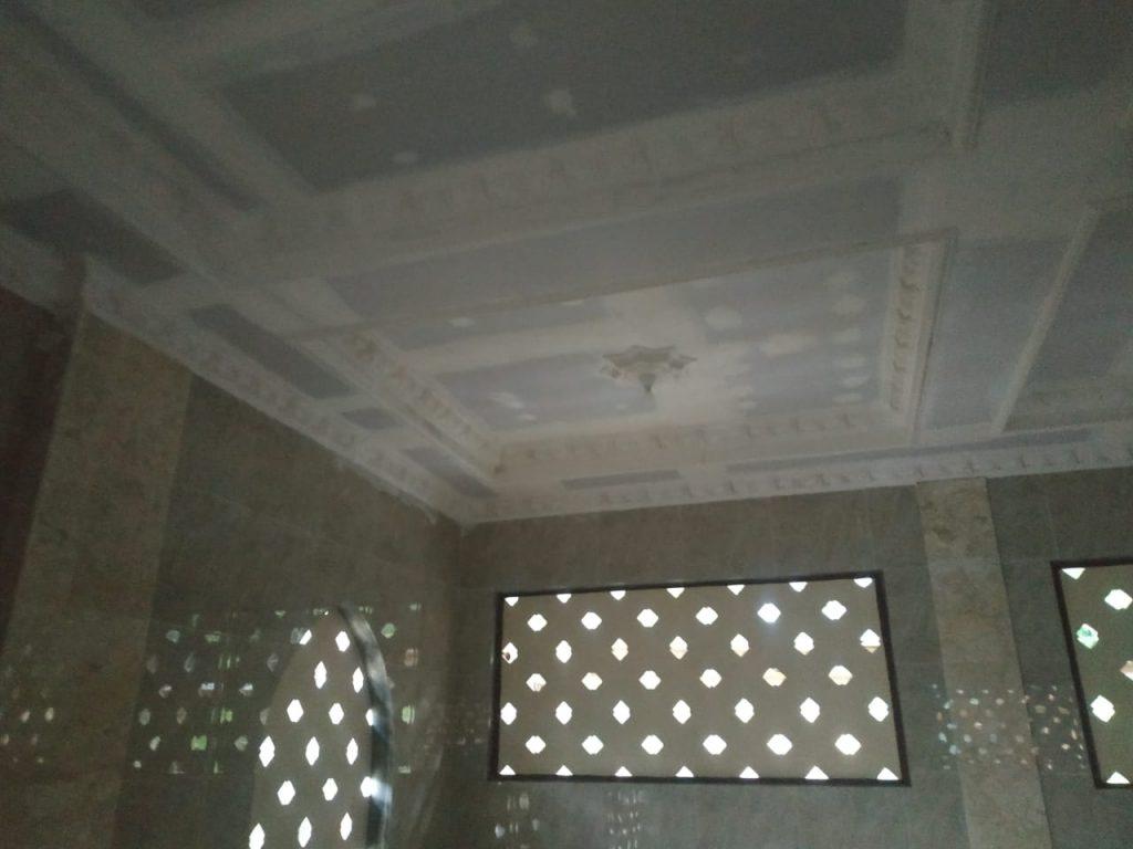 Alhamdulilah, Progres Masjid Sudah Mencapai 70% 3