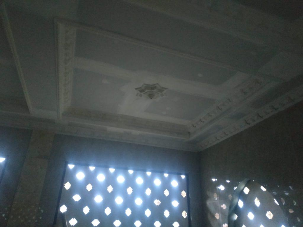 Alhamdulilah, Progres Masjid Sudah Mencapai 70% 1