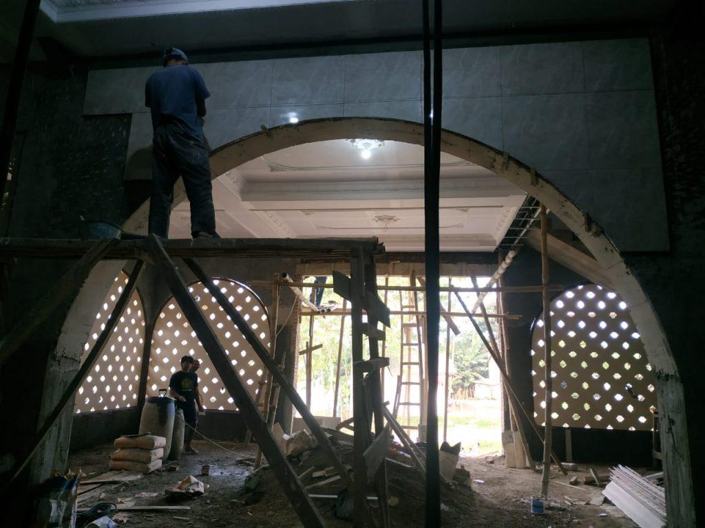 Alhamdulillah, Tahap Pembangunan Masjid Berjalan Lancar 2