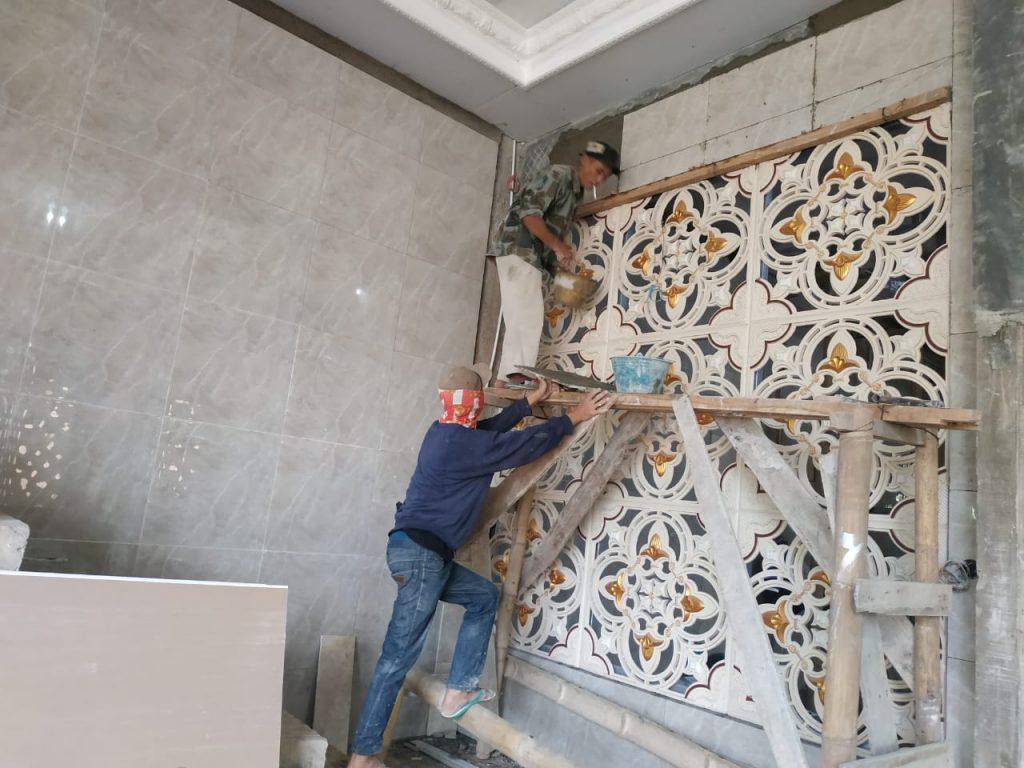Alhamdulillah, Tahap Pembangunan Masjid Berjalan Lancar