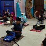 Kegiatan Muraja'ah Bersama di Pesantren Al Hilal 