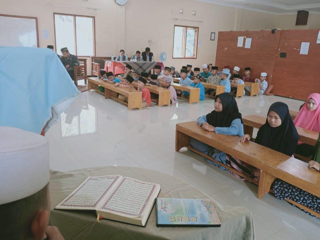 Pelantikan OPPAL Organisasi Pelajar Pesantren Al-Hilal dan Kordinator 1