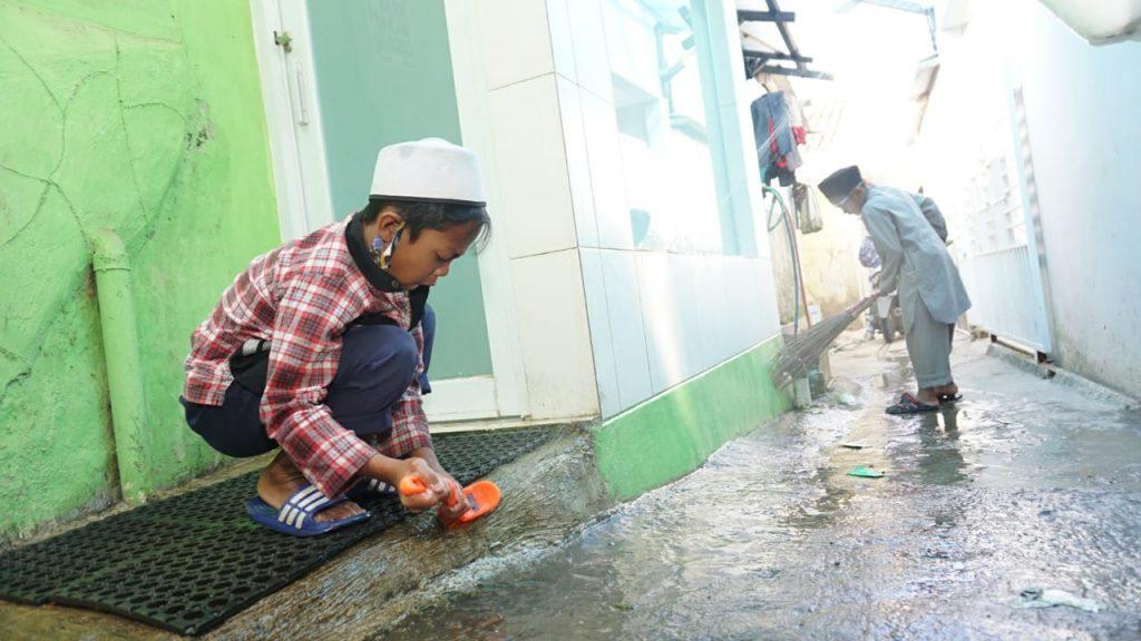 GEBYAR MUHARRAM 1442 H GSCM Gerakan Santri Cinta Masjid 2