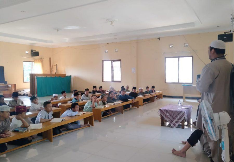 Sema'an bersama Santri Al-Hilal