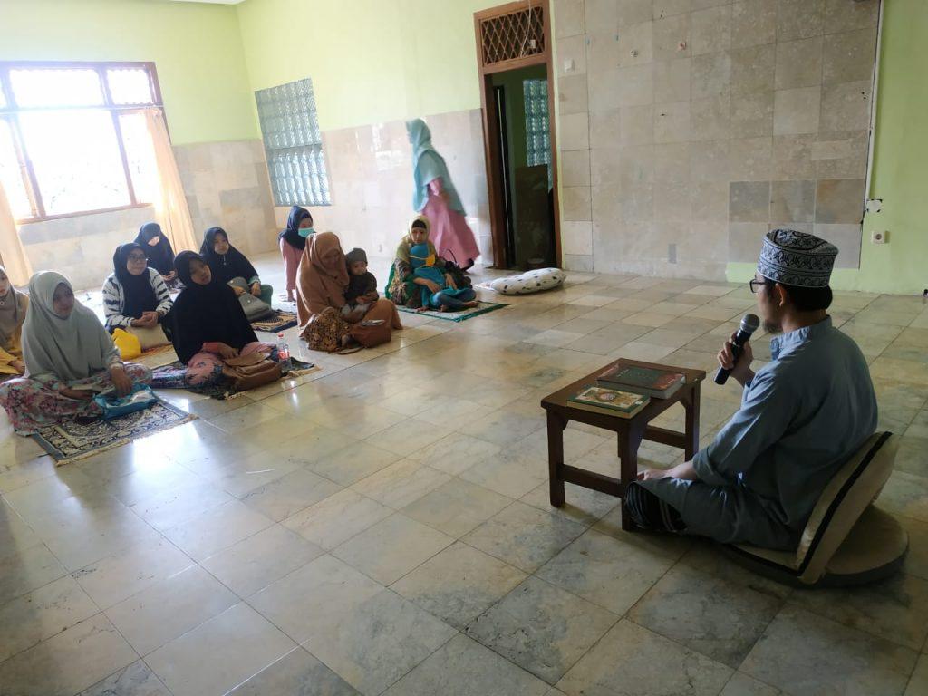 Program Tahsin Wali Santri
