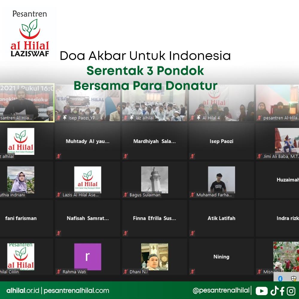 Doa Akbar Untuk Indonesia 5