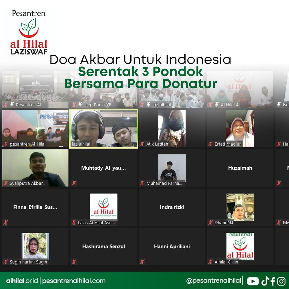 Doa Akbar Untuk Indonesia 3
